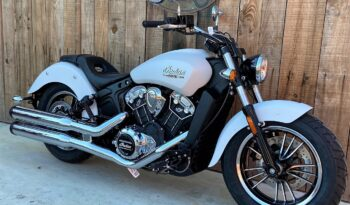 INDIAN SCOUT 1200 lleno