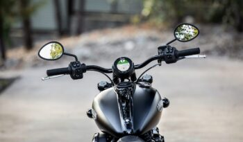 INDIAN CHIEF DARK HORSE lleno